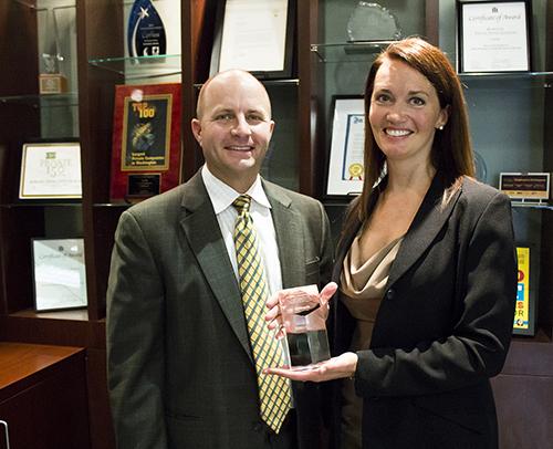 Lori.MN.BankofAmerica.Award