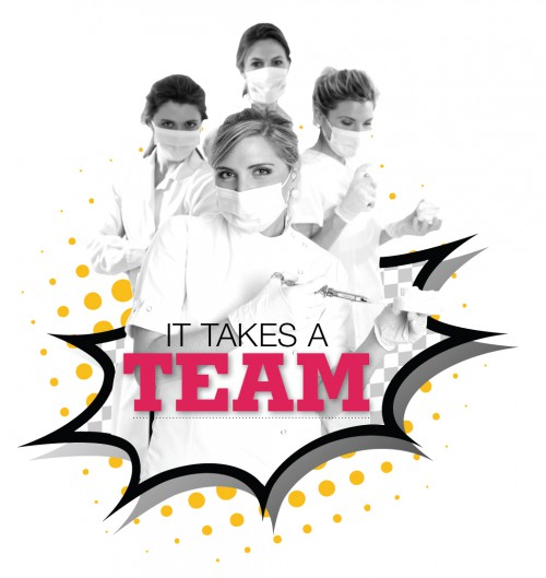 it takes a team-01