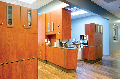 Prosper Dental Office Design