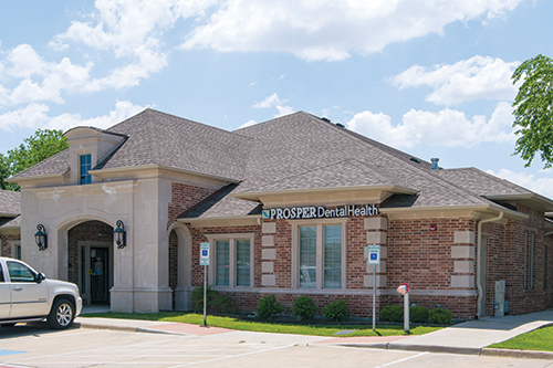 Prosper Dental Office